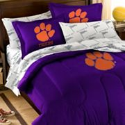 Clemson Tigers Bedding Sets