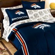 Denver Broncos Bedding Sets