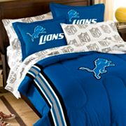 Detroit Lions Bedding Sets
