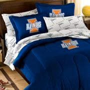 Illinois Fighting Illini Bedding Sets