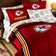 Kansas City Chiefs Bedding Sets