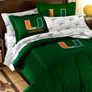 Miami Hurricanes Bedding Sets