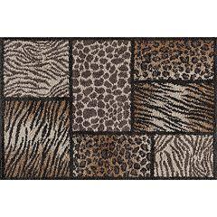 Natco Tulsa Congo Animal Print Rug