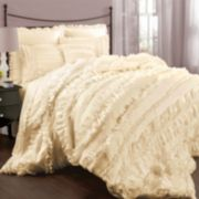 Lush Decor Belle Ruffled 4-pc. Comforter Set