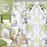 Mayan Leaf Bathroom Accessories Collection