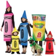 Crayon Costume Collection