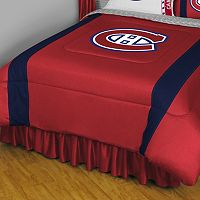 Montreal Canadiens Sidelines Bedding Coordinates