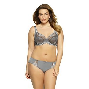 Paramour by Felina Madison Full-Coverage Bra & Panties