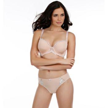 Paramour by Felina Madison Contour Demi Bra & Panties