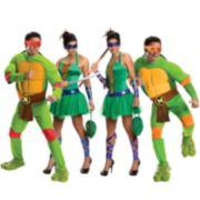 Teenage Mutant Ninja Turtles Costume Collection