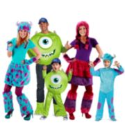 Disney / Pixar Monsters University Costume Collection