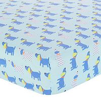 Sumersault Dog Crib Bedding Coordinates