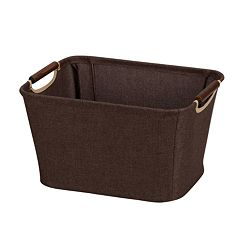 Household Essentials Open Tapered Storage Bin