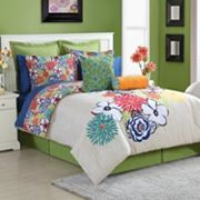 Fiesta Lucia Reversible Bedding Collection