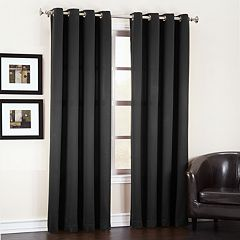 Sun Zero Gramercy Room Darkening Window Curtain Collection