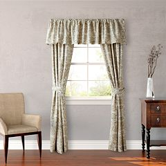 Stone Cottage Belvedere Window Treatments