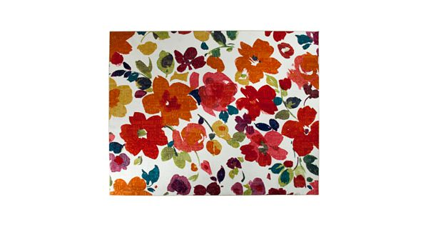 Bright Outdoor Area Rugs: Mohawk Home Bright Floral Toss Indoor Outdoor Rug