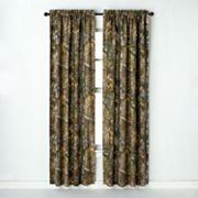Realtree Curtain Pair
