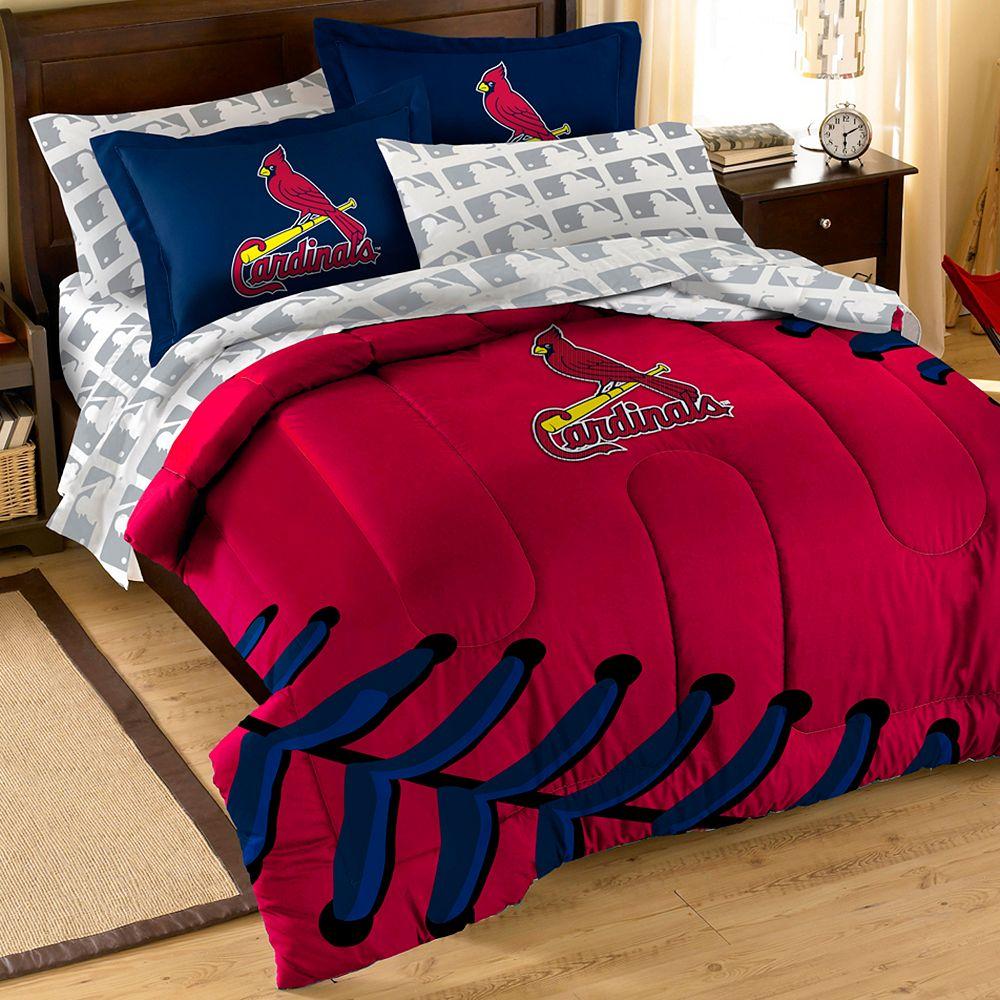 St. Louis Cardinals 5-piece Bedding Set