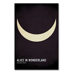 ''Alice in Wonderland'' Canvas Wall Art by Christian Jackson