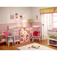 Disney Baby Minnie Mouse Petals Perfect Nursery Coordinates