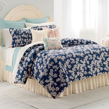 For sale LC Lauren Conrad Summer Nights Reversible Duvet Cover Set