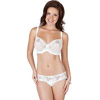 Parfait by Affinitas Nina Lace Full-Figure Bra & Panties - Women's