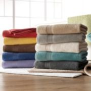 SONOMA life + style Quick-Dry Textured Bath Towels