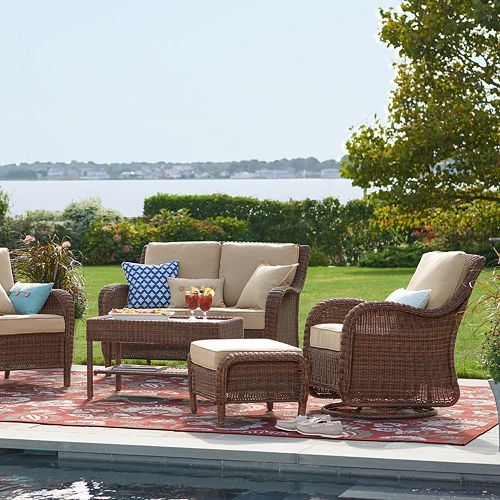 SONOMA Goods for Life™ Presidio Patio Furniture Collection - Patio Furniture Kohl's