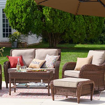 Sonoma Goods For Life Presidio Patio Furniture Collection