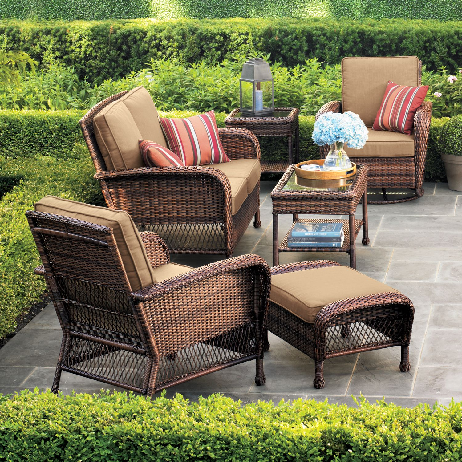 Madera Patio Furniture Collection