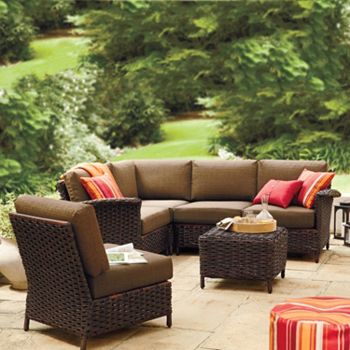Thirteen A7 Living Room Furniture Sonoma Outdoors Mendicino Collection