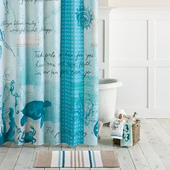 Sonoma Goods For Life Sline Shower Curtain Collection