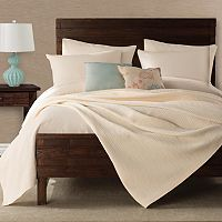 Peyton Cable-Knit Coverlet Coordinates