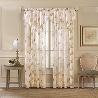 CHF & You Waterlilly Scroll Window Treatments