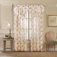 CHF & You Waterlilly Scroll Window Treatments