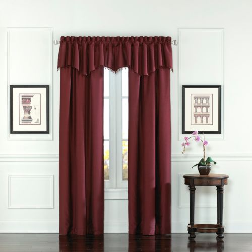 Curtainworks Faux-Silk Road Window Treatments