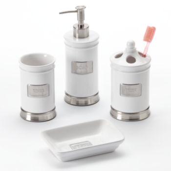 home classics apothecary bath accessories