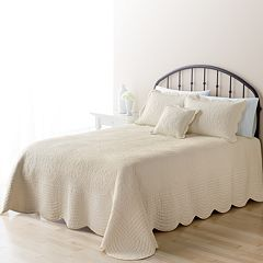 Home Classics® Mary Solid Bedspread Coordinates