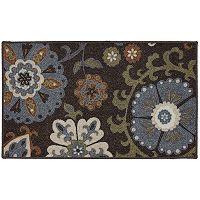 Edenton Folk Floral Rug