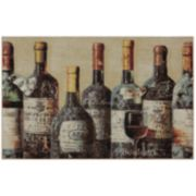Mohawk Home Wine Collection Kitchen Rug