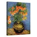 ''Fritillaries'' Canvas Wall Art by Vincent van Gogh
