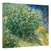 'Lilacs' Canvas Wall Art by Vincent van Gogh