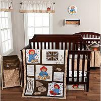 Paddington Bear Nursery Coordinates by Trend Lab