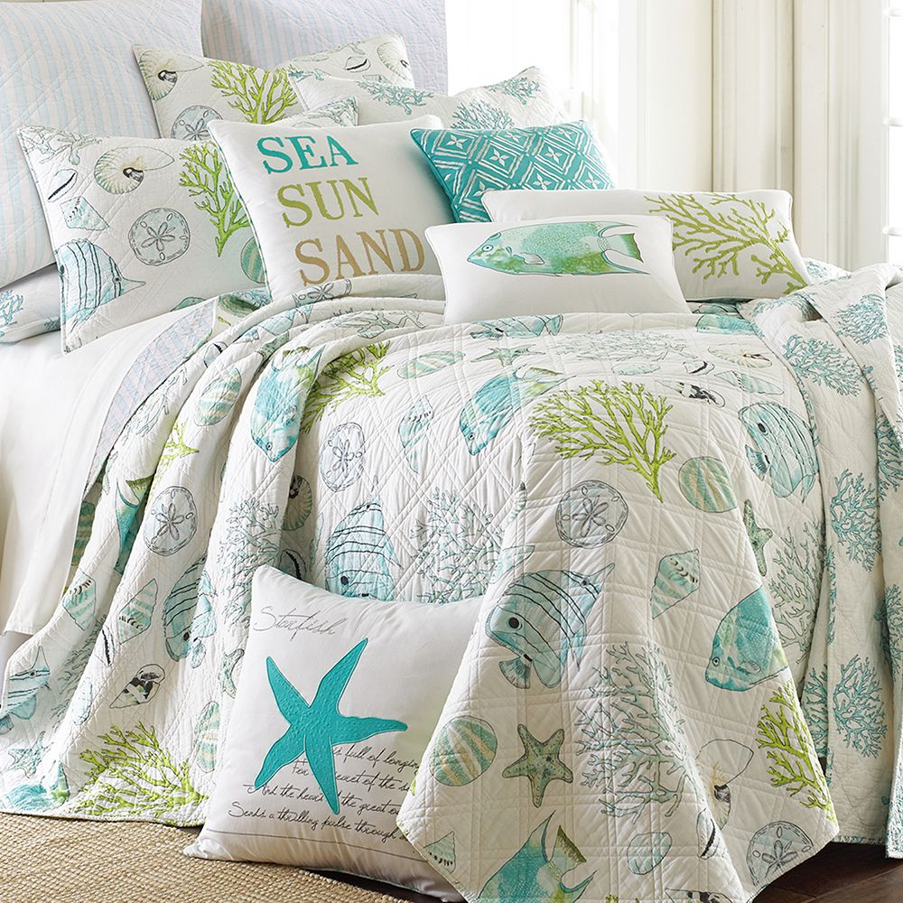 Kohls Bedroom Furniture Calero Reversible Quilt Collection