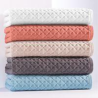 Simply Vera Vera Wang Trellis Texture Bath Towels