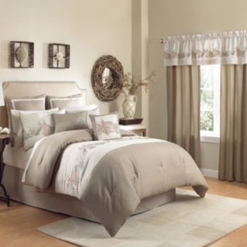Chapel Hill by Croscill Seashore Bedding Collection