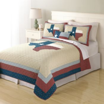 Home Classics Wesley Texas Quilt Collection