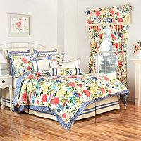 Waverly Charmed Reversible Bedding Collection