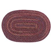 Colonial Mills Woolux Braided Oval Rug